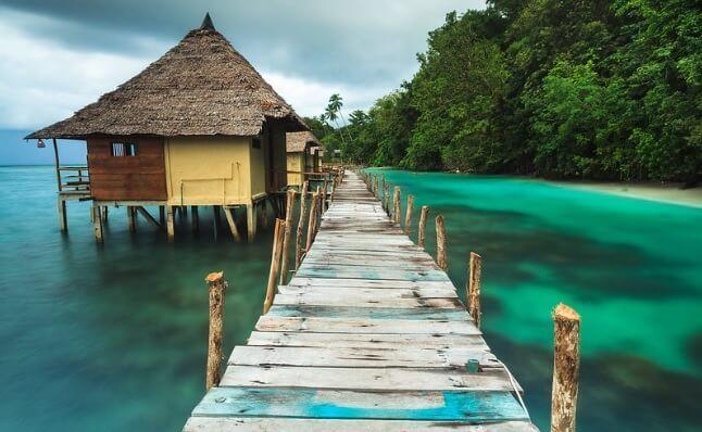 Wisata Indonesia Timur