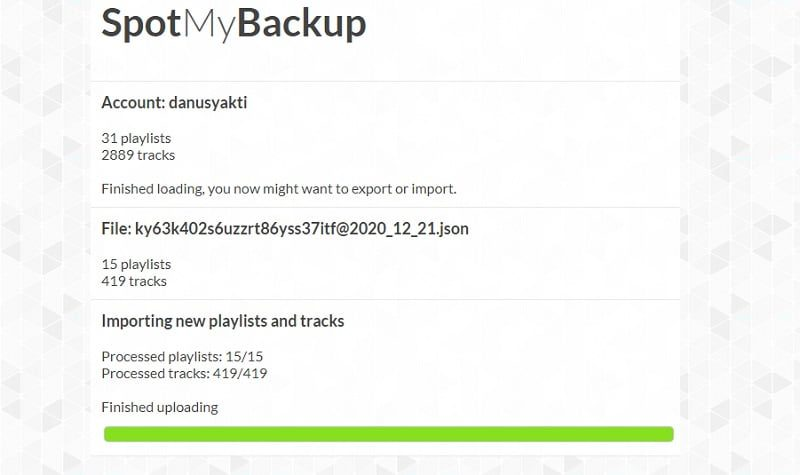 Cara Memindahkan Playlist Spotify