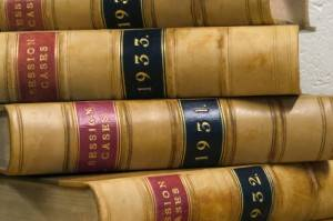 Pile of Law Books