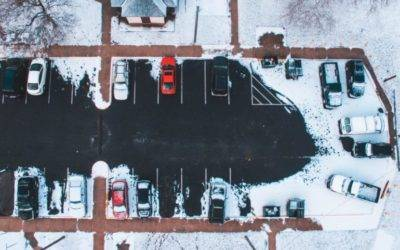 WINTER PARKING LOT MAINTENANCE SERVICES: HOW WINTER CAN RUIN YOUR PARKING LOT (AND WHAT YOU CAN DO TO PREVENT IT!)