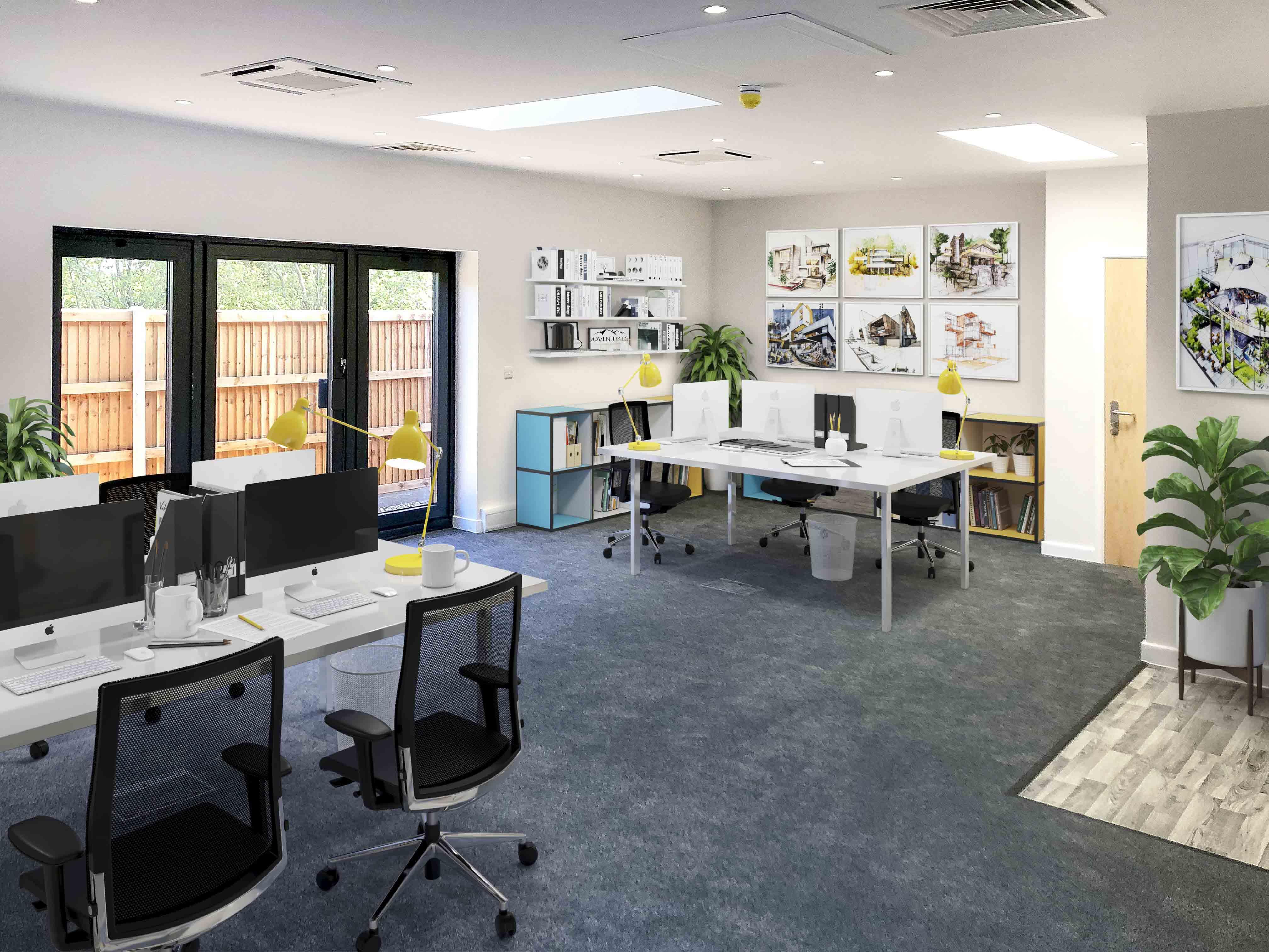 Creative & Architect spaces