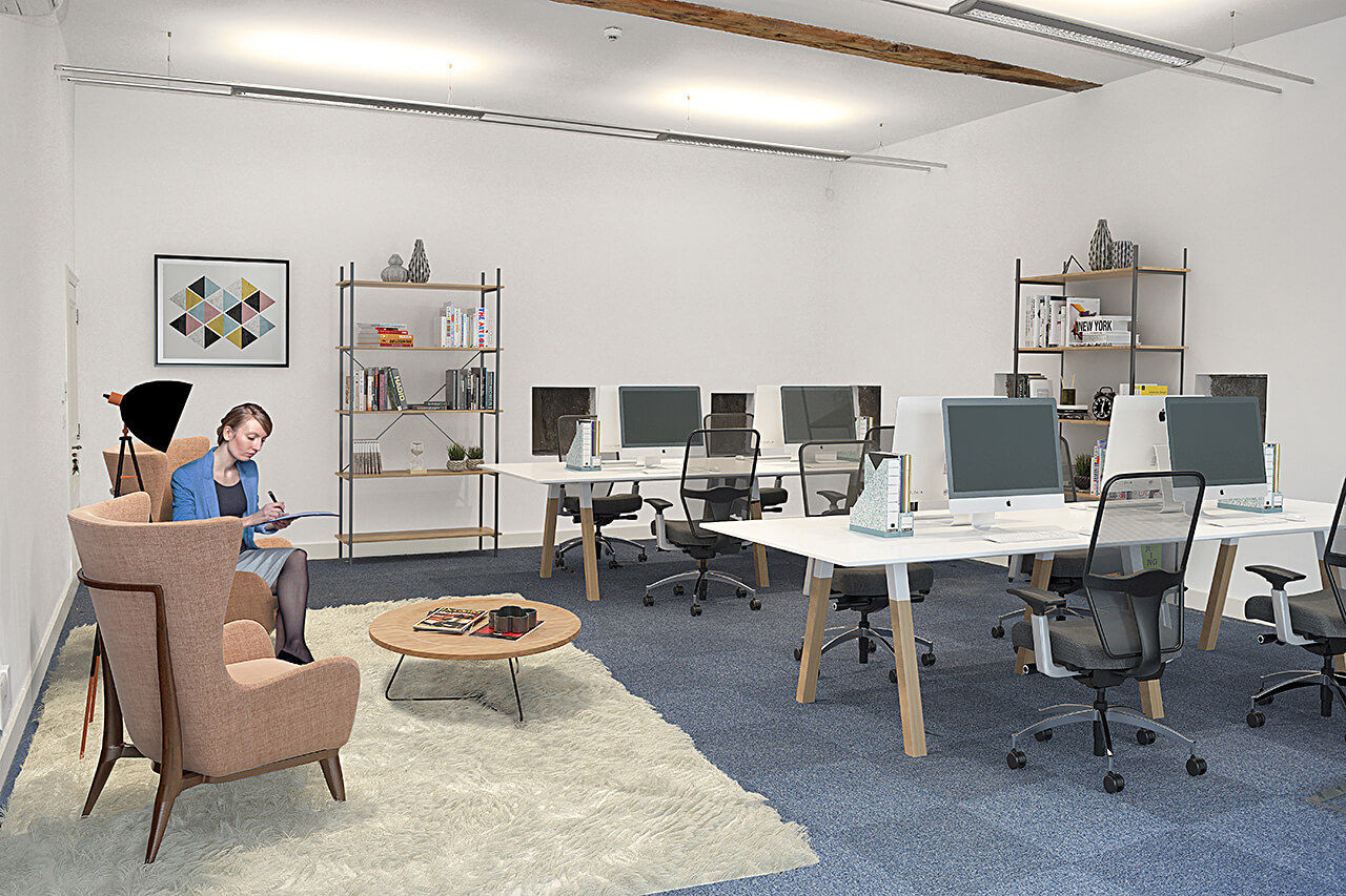 Small commercial spaces