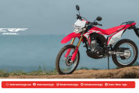 Honda CRF150L Jogja