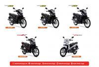 Honda Revo X dan Honda Revo Fit