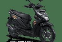 Honda BeAT Street eSP Special Matte Black