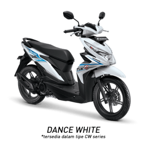 Honda BeAT eSP Dance White