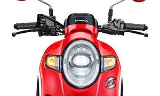 Honda Scoopy 2019