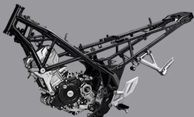 Gambar Honda CBR150R 5