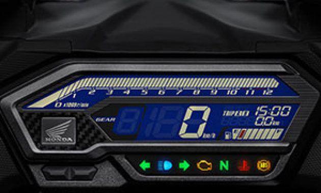 Gambar Honda CBR150R 7