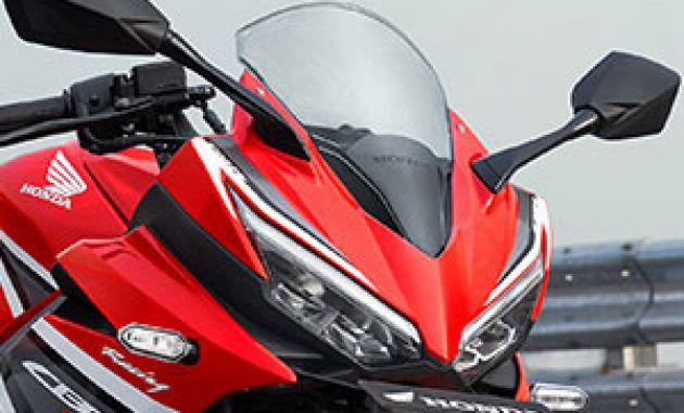 Gambar Honda CBR150R 8