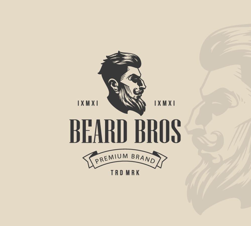 Emblem, barber, Conceptual