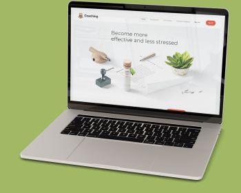 I want a web design