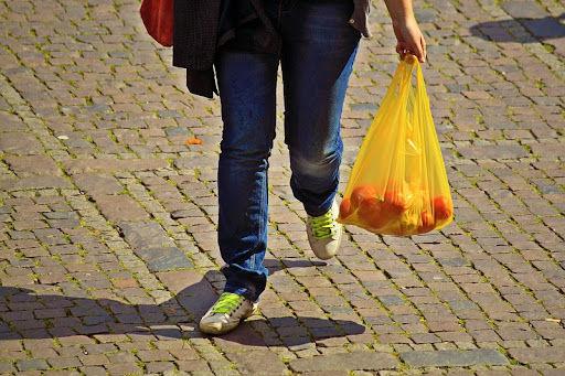 Como a composição do produto é benéfica à natureza, o elemento passou a ser utilizado também na produção de sacolas plásticas. (Fonte: cocoparisienne/Pixabay/Reprodução)