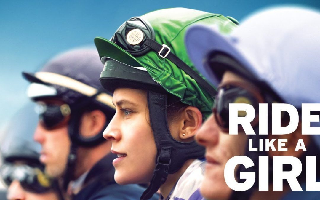 Ride Like A Girl premiere at Newcastle Jockey Club