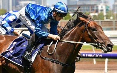 Oaks-Bound Oceanex Excels