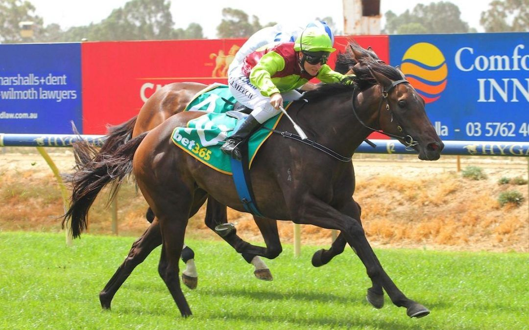 Eight Times A Lady Wins Benalla