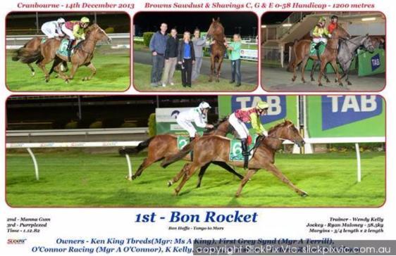 Bon Rocket | Cranbourne VIC