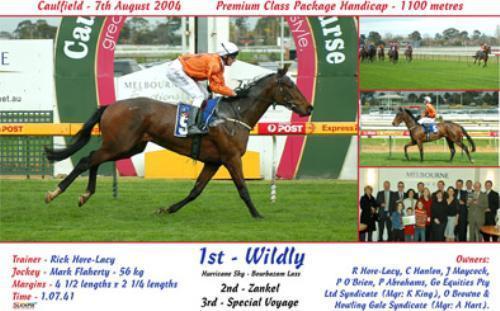 Wildly   Caulfield VIC