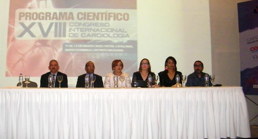 Cardiólogos egresados del Gautier inician su XVIII Congreso Internacional