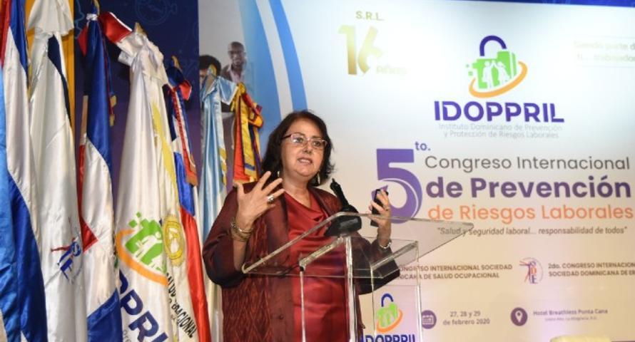 Realizan Congreso Internacional de Prevención de Riesgos Laborales