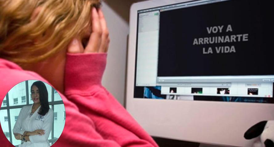 Efectos del Acoso Cibernético en la Salud Mental