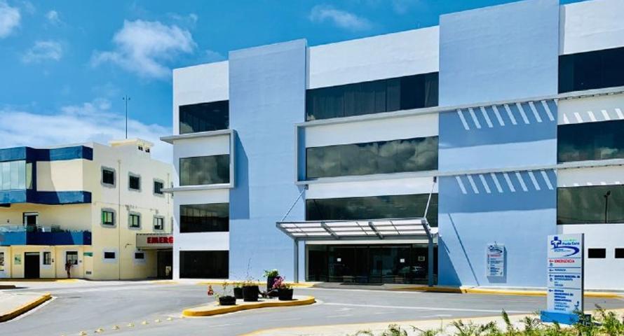 Centro Médico Punta Cana habilita área de aislamiento para COVID-19