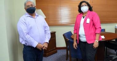 Director SNS se compromete a mejorar situación de enfermeras