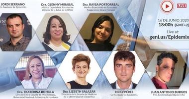 Doctoras dominicanas participan en programa internacional sobre Covid-19