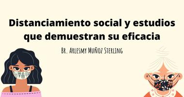 Distanciamiento social y estudios que demuestran su eficacia