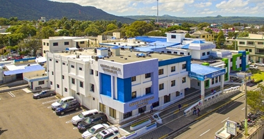 Centro Médico Bournigal ampliará área de aislamiento para pacientes COVID-19