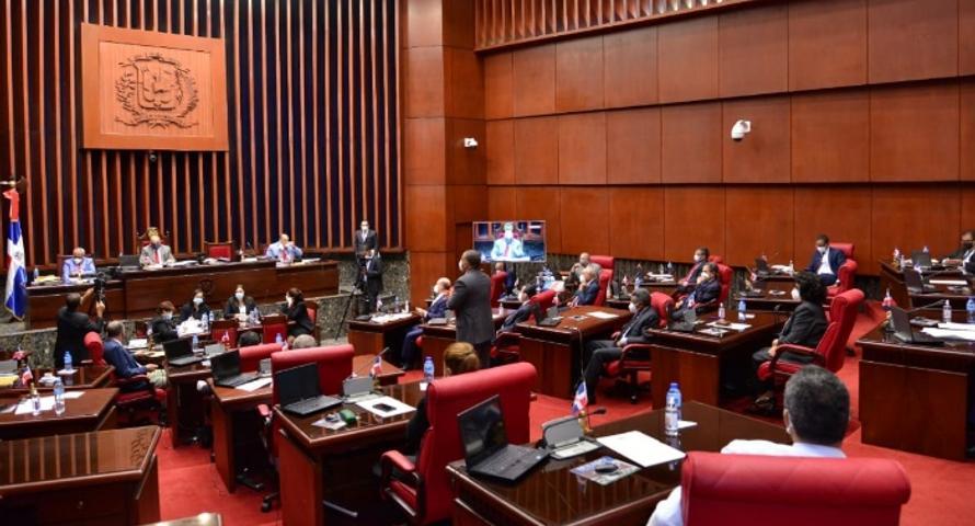 Senado aprueba 45 días de estado de emergencia para afrontar COVID-19