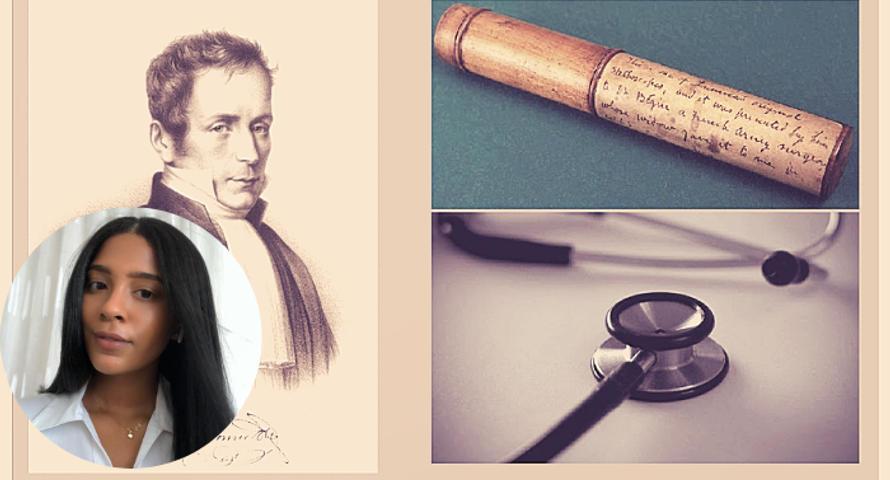 René Laënnec, inventor del estetoscopio