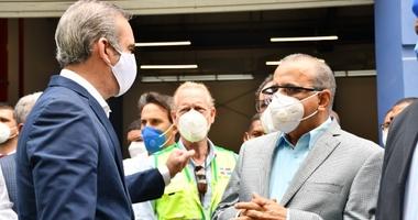 Afirman Ciudad Sanitaria Luís E. Aybar estará lista antes de finalizar el año