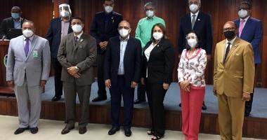 Decanos de Facultades y Escuelas de Medicina se reúnen con ministro de Salud