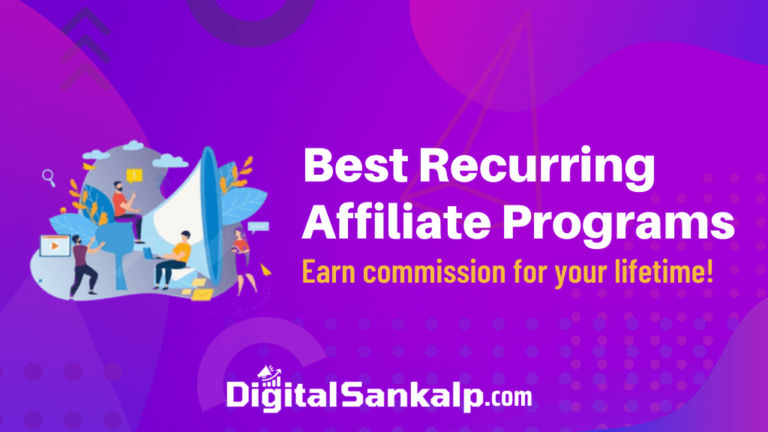 47 Best Recurring Affiliate Programs To Earn More in 2021