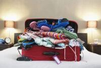 5 Kesalahan saat Packing yang Harus Dihindari