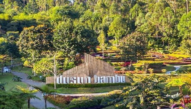 Wisata Lembang - Liburan Asik di Dusun Bambu Lembang