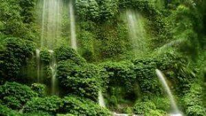 Air Terjun Benang Kelambu, Lombok