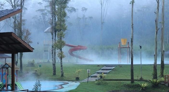 Ranca Upas Destinasi Wisata Favorite Campers Di Bandung Timur