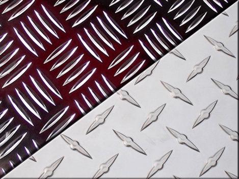 Aluminium Checkered Plates