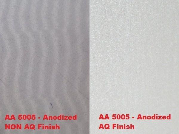 Anodized Quality - AQ 5005