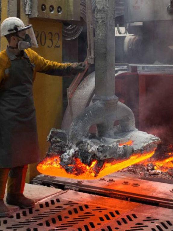 aluminium alloy manufacturing
