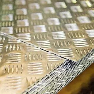 aluminium alloy 1100 checkered plates