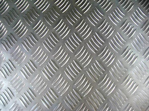 Aluminium Alloy 3105 Chequered Plate supplier in Dubai