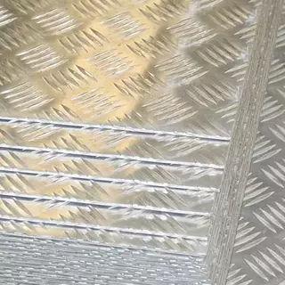 aluminium alloy 5754 checkered plates