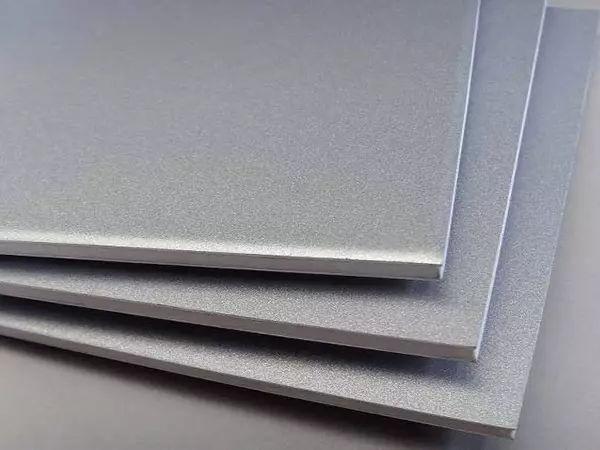 Plain Aluminium sheet Alloy 6082 supplier in Dubai