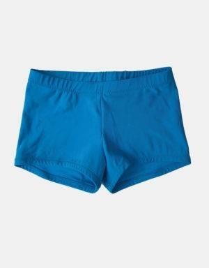 Kurze Sporthose, Turnhose meeresblau