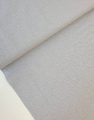 Bündchen hellgrau / Silver Grey