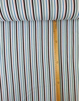 Jersey bunte Streifen