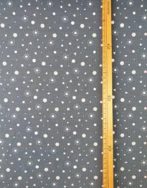 Jersey grau mit Sterne